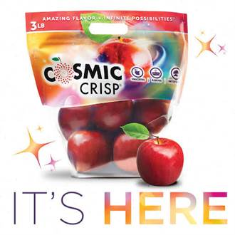 征服宇宙!新品蘋果冷藏一年依舊鮮脆