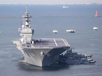 日本將有正規航艦 ?  通用原子概念圖引發討論