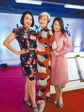兩岸藝人秀書畫 台灣女力增色