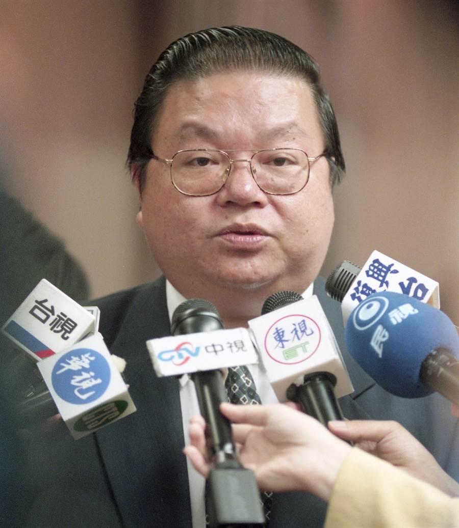 民進黨籍台灣自來水公司前董事長徐享崑。(圖/資料照片)