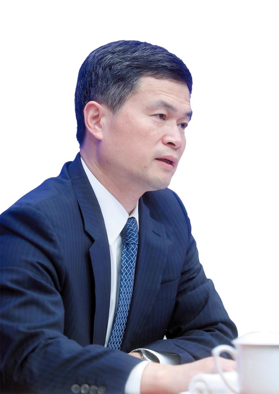 中國證監會副主席方星海。圖/中新社