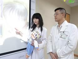 男嬰戴頭盔矯正歪頭引發熱疹 醫師還擔心這個