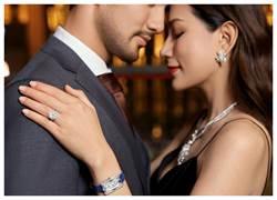 林志玲婚禮效應  HARRY WINSTON、TASAKI珠寶熱銷