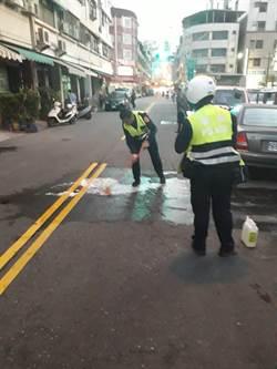 高雄男轟頭倒臥街頭 送醫搶救未脫險