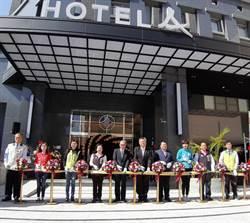 聖禾大飯店卡位臺南新光三越商圈觀光商機