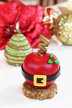 喜迎耶誕佳節 日月千禧推歐陸大餐、造型蛋糕吸客