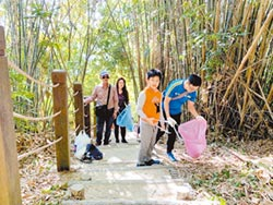 來新田登山步道 健行愛地球