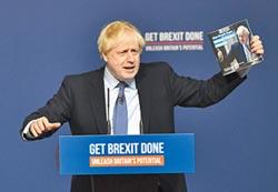英大選保守黨看好 英鎊反彈