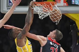 NBA》魔獸重拾身手 巫師悔不當初