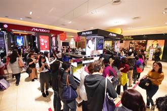 新竹SOGO周年慶前4天業績達8億 成長10%