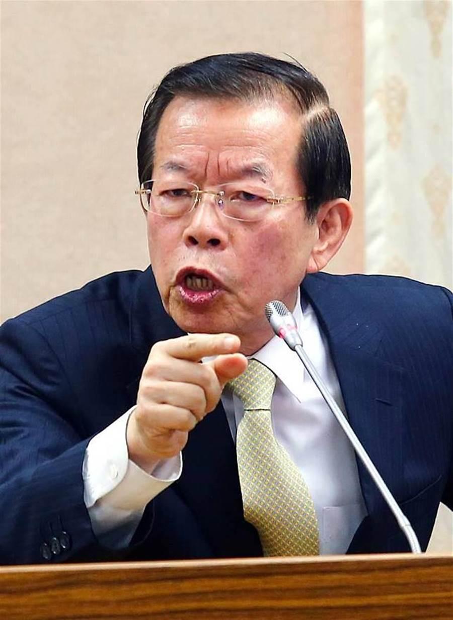 駐日代表謝長廷在去年外交官之死事件中,扮演關鍵角色。(圖/本報資料照)