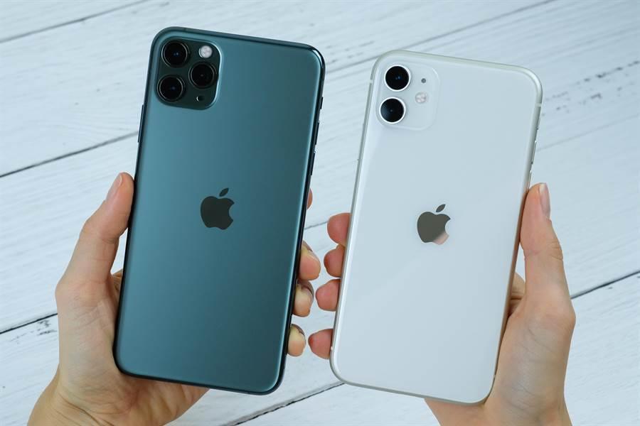 iPhone隱藏版功能曝光,一按變可怕竊聽器。(達志影像)
