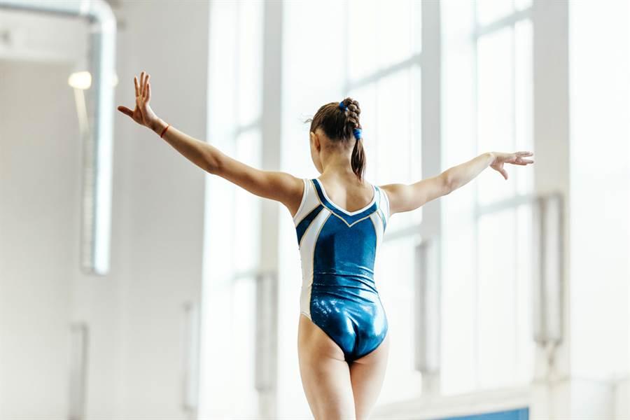 17歲體操國手被踢 教練:她不是處女(示意圖/ 取自達志影像)