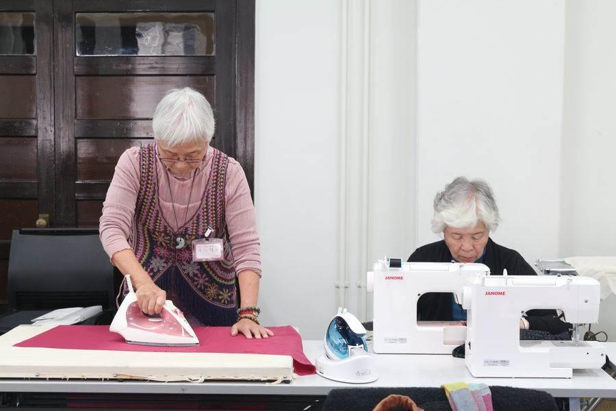 日本 大人的洋裁教室。(台創提供)