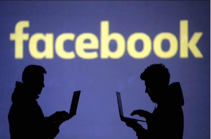 Facebook被指,過去8年平均實際稅率僅為10.2%,為6大科企最低。(路透)