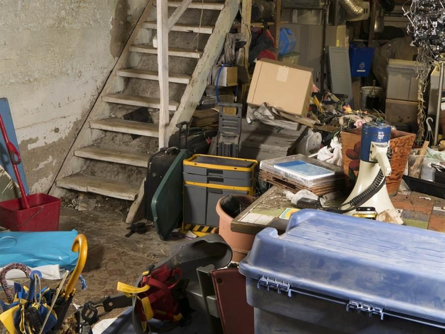 清潔工遇恐怖垃圾屋 7小時神奇翻新(示意圖/ 取自達志影像)