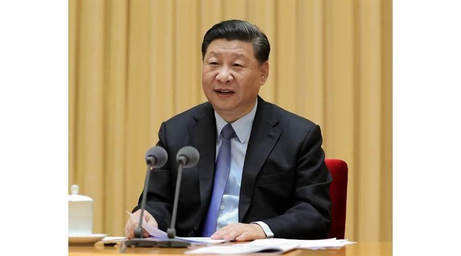 大陸國家主席習近平。(取自中國政府網)