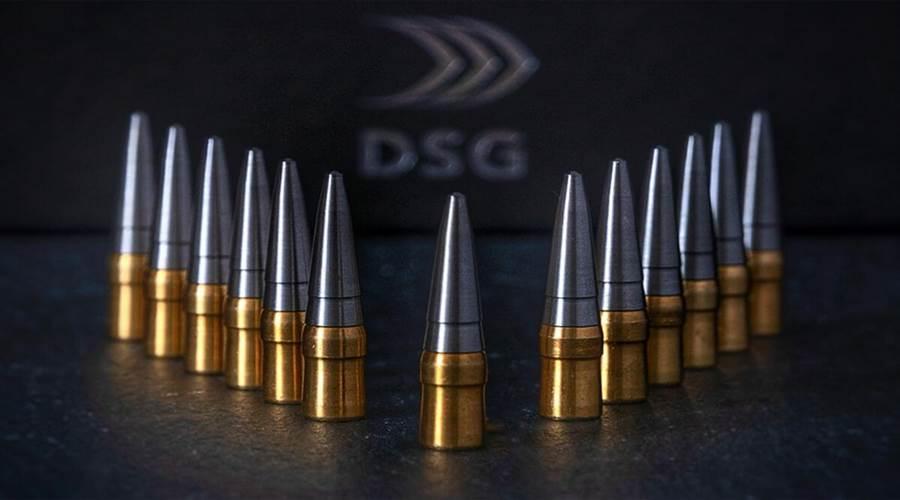 挪威研發的超空蝕子彈,在水下仍然極有威力。(圖/DSG)