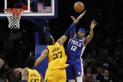NBA》七六人痛扁爵士 開季主場10連勝