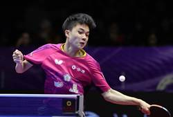 桌球》世界團體賽東奧資格賽 中華男隊輕取泰國