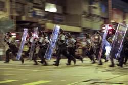 香港今日再傳警察開槍攔截民眾