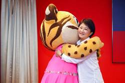 慶祝永遠5歲的「樂虎」生日 盧秀燕送這個