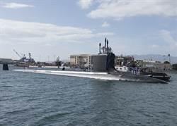 反制大陸 美簽史上最大造艦合約購9艘核潛艦