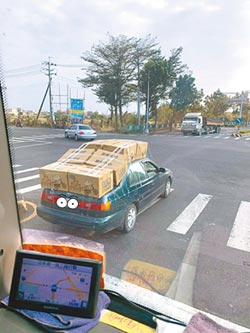 衛生紙太便宜 車綁8大箱惹議