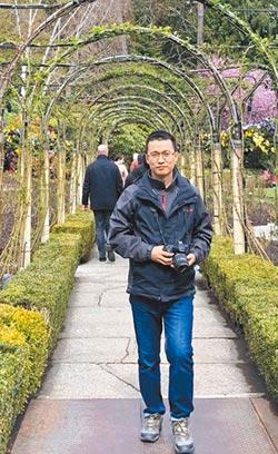地理迷耿華軍 用鏡頭為家鄉正名
