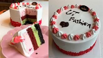 年底最強告白神器!4層雪白紅絲絨蛋糕超驚豔