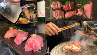 舌頭一碰入口即化!老饕才知現切和牛握壽司