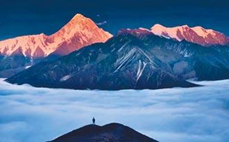 三階地形 地質家從青藏找中國