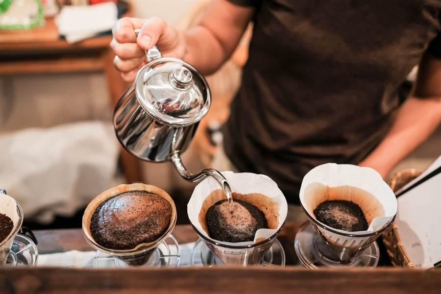 圖為咖啡。(達志)