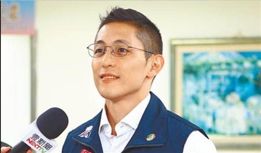 民進黨立委候選人吳怡農。