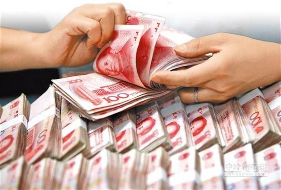 上海私募界再爆雷。(美聯社資料照片)