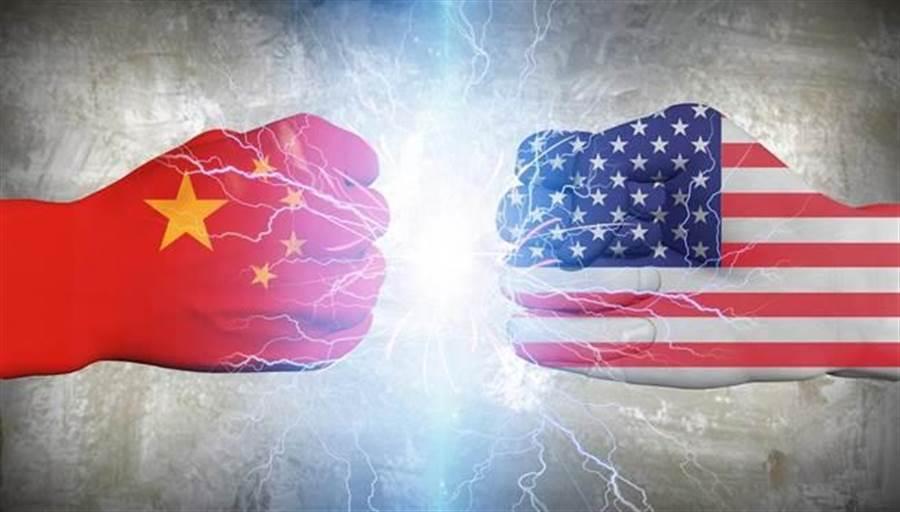 川普簽署香港人權法案後,美陸貿易戰談判再添變數。(圖/達志影像/shutterstock)