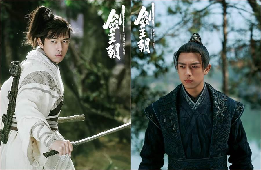 李現在即將上檔的陸劇《劍王朝》中魅力再現,「現男友」回歸。(圖/愛奇藝台灣站提供)