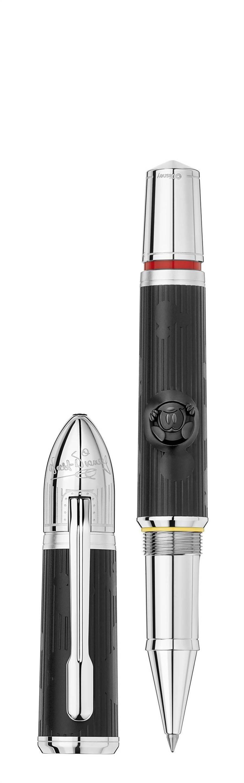 萬寶龍著名人物系列華特迪士尼特別款鋼珠筆,2萬7400元。(Montblanc提供)