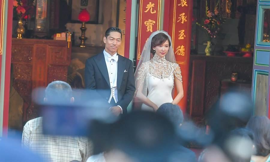 林志玲和AKIRA結婚後,肚皮動靜一直備受關注。(中時資料照)