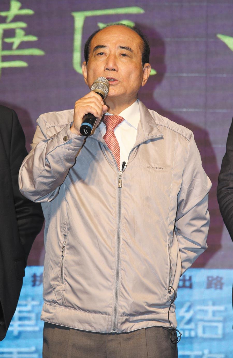 國民黨整合黨內力量挺韓,高雄副市長李四川上月已拜會前立法院長王金平,兩人相談甚歡。(本報資料照片)