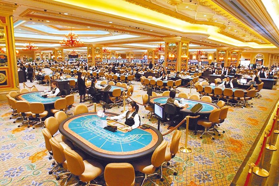 澳門6張賭牌將於2022年屆滿,賭牌將於澳門第5屆政府任期內重新競投。(取自新浪微博@一本體育平台)