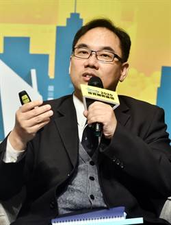 符銘財:台灣企業佈局轉東向 趨勢不會改變