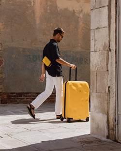 特力首度跨足潮時尚 代理引進潮牌行李箱