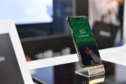 資訊月/夏普搬來國際級展品 5G手機首度亮相