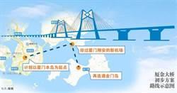 福建金馬通橋專案開始大陸側勘查測量