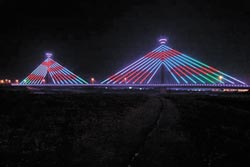 新東大橋熄燈 苗栗頓失亮點
