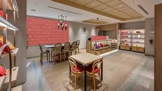 搶觀光美食商機 舊振南攜手晶華酒店推聯名甜點