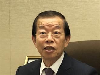 韓國瑜反指綠營進中聯辦 謝長廷嗆:沒進去過!