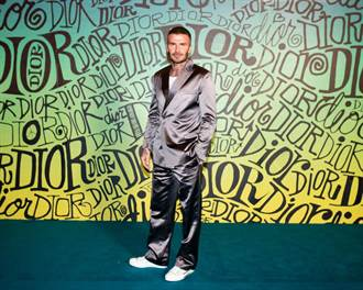 Dior攜手Jordan推運動鞋 貝克漢邁阿密搶看早秋男裝
