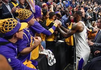 NBA》不服輸!金塊與湖人球迷互毆